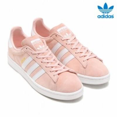 正規品 adidas アディダス オリジナルス キャンパス CAMPUS W ピンク/ホワイト BY9845
