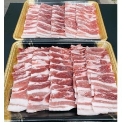 送料無料 焼肉 豚肉 お取り寄せ グルメ 産直 豚バラ1.2kg