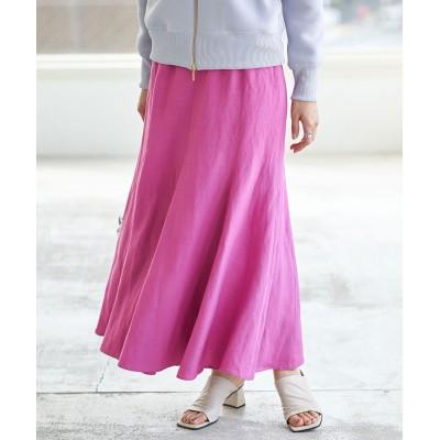 【手洗い可】マーメイドマキシスカート