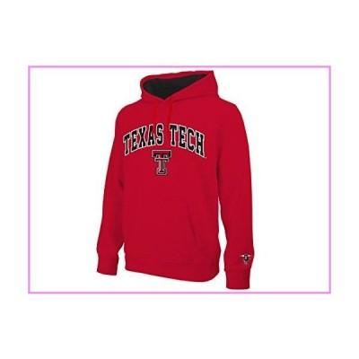 E5 Men's NCAA Hoodie, Texas Tech, Medium【並行輸入品】