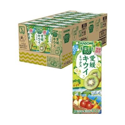 野菜生活100 愛媛キウイミックス ( 195ml*24本入 )/ 野菜生活