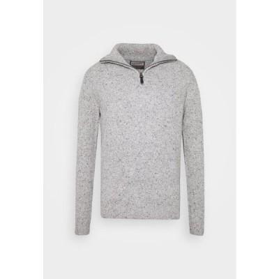 メンズ ファッション Jumper - light grey melange