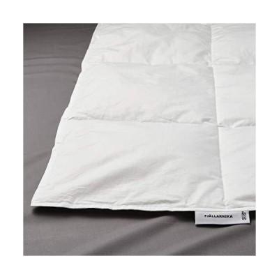 IKEA (イケア) FJALLARNIKA フィエラルニカ 掛け布団 薄手 フェザー 604.574.59
