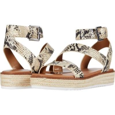 ナインウエスト Nine West レディース サンダル・ミュール シューズ・靴 Chaya Natural Multi