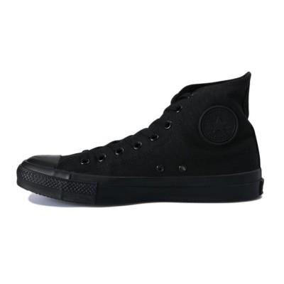 【converse】 コンバース オールスター ハイ ALL STAR HI BLKモノクローム 8H(27) ブラック