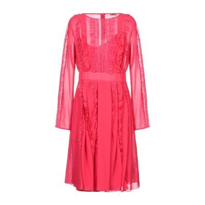 リュー ジョー LIU •JO ミニワンピース&ドレス レッド 38 ポリエステル 100% ミニワンピース&ドレス