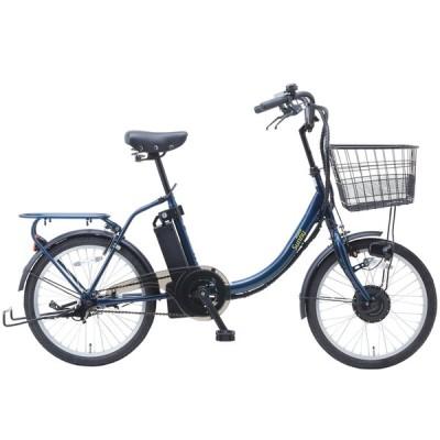 ミムゴ SUISUI Sunny(スイスイ サニー)  20インチ(スモールモデル) 電動アシスト自転車 無変速 BM-TZ500DN ダークネイビー