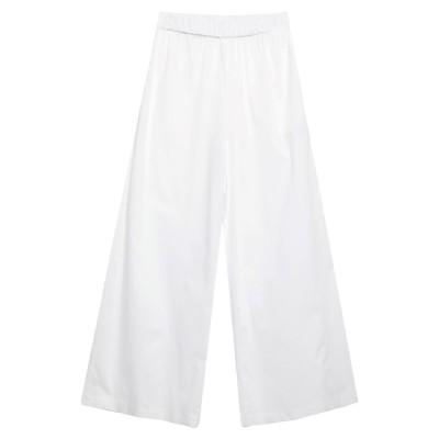 VIVETTA パンツ ホワイト 40 コットン 97% / ポリウレタン 3% パンツ