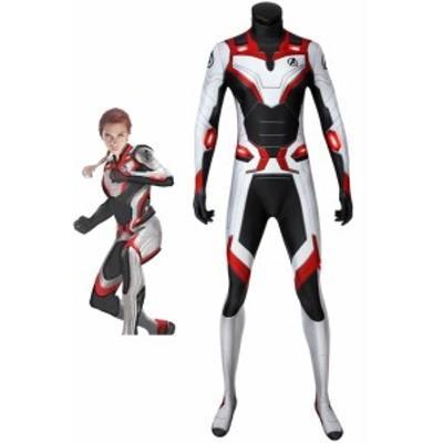アベンジャーズ/エンドゲーム Avengers: Endgame 女性ジャンプスーツ コスプレ衣装[4417]