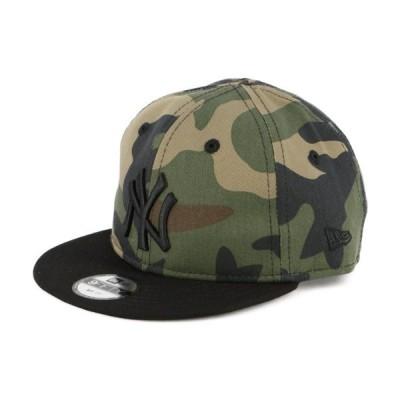 ニューエラ ジュニア(キッズ・子供) キャップ CAPMy1st950 (12048665) スポーツ 帽子 : ブラウン×スモークグリーン NEW ERA