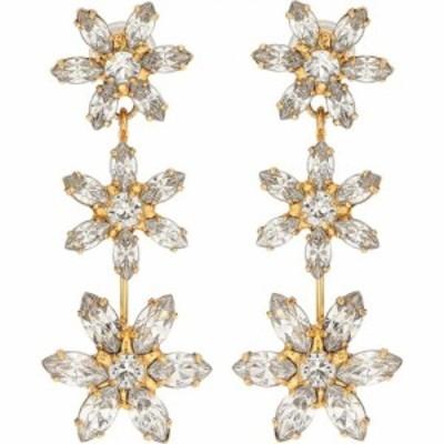 ジェニファーベア Jennifer Behr レディース イヤリング・ピアス ジュエリー・アクセサリー Holly embellished earrings
