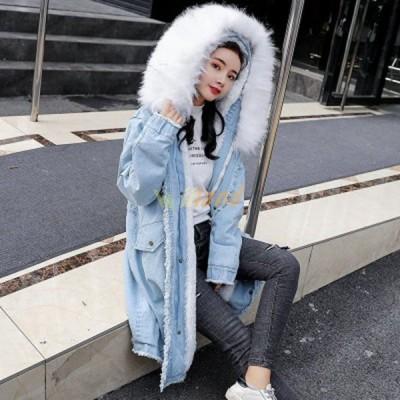 ダウンコート レディース ダウン綿コート Aライン 軽い ダウンジャケット 大きいサイズ レディース 中綿コート 上品 2018秋冬新作
