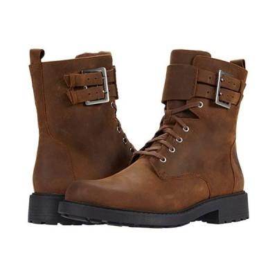 クラークス Orinoco 2 Lace レディース ブーツ Brown Snuff Leather