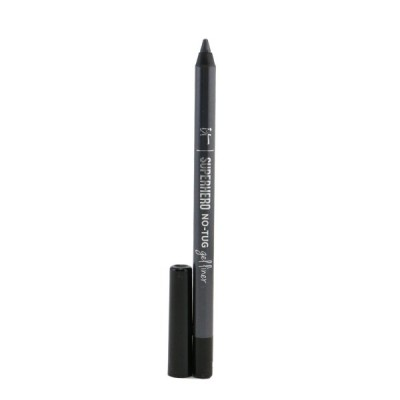 イットコスメティクス アイライナー IT Cosmetics Superhero No Tug Sharpenable Gel Eyeliner Pencil #Magical Slate (Smoky Metallic Charcoal) 1.2g