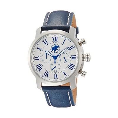 [ハンティングワールド] 腕時計 HW930NV 正規輸入品 ブルー