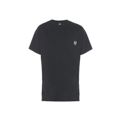 SERGIO TACCHINI x ELEVEN PARIS T シャツ ブラック M コットン 100% T シャツ