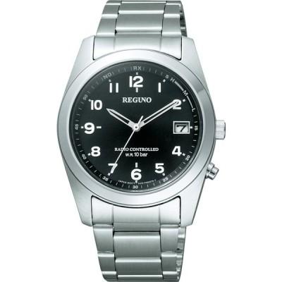 [シチズン]CITIZEN 腕時計 REGUNO レグノ ソーラーテック 電波時計 RS25-0481H メンズ