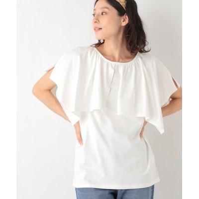 tシャツ Tシャツ フリルデザインプルオーバー 949210