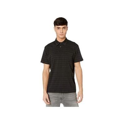 ビラボン Standard Issue Polo メンズ シャツ トップス Black