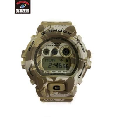 CASIO G-SHOCK カモフラージュシリーズ GD-X6900MC デザートカモ