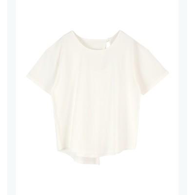 【ティティベイト/titivate】 バックデザインカットソーTシャツ
