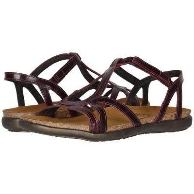 ナオト Naot レディース サンダル・ミュール シューズ・靴 Dorith Bordeaux Leather