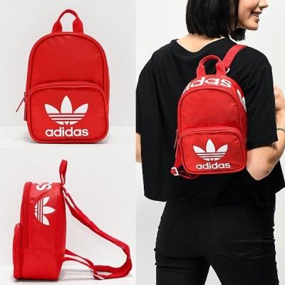 Adidas/アディダス adidas レディース バックパック リュック レッド Originals Santiago Red Mini Backpack