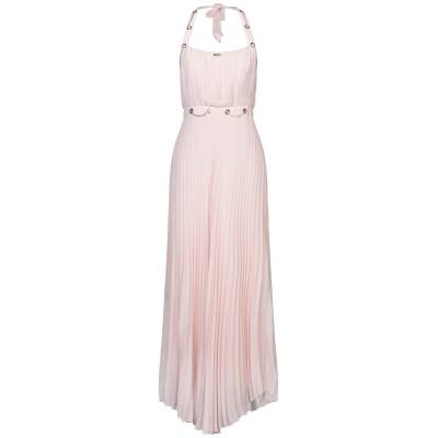 EUREKA by BABYLON ロングワンピース&ドレス ライトピンク 42 ナイロン 100% ロングワンピース&ドレス