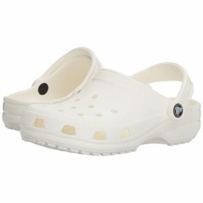 クロックス Crocs レディース クロッグ シューズ・靴 Classic Clog White