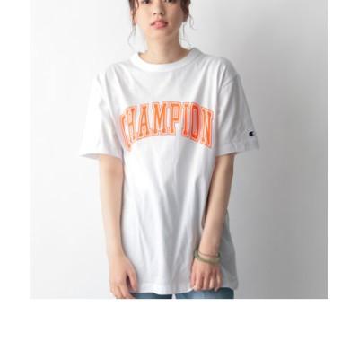 【Champion】カレッジロゴT