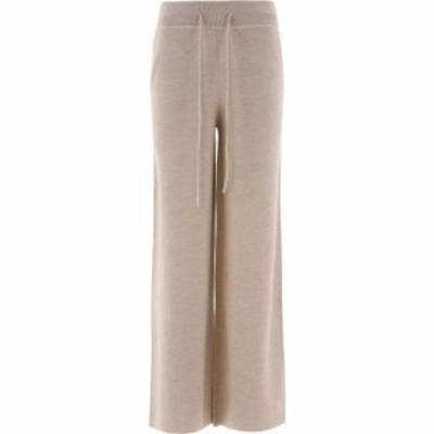 マックスマーラ Max Mara レディース ボトムス・パンツ Kenya Wool Pants Beige