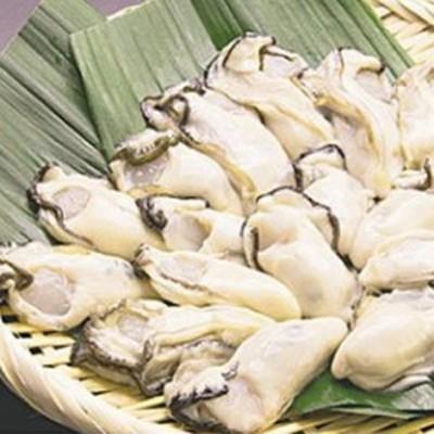 広島産 牡蠣 冷凍 1kg 約50粒 かき カキ お取り寄せ 産直 グルメ