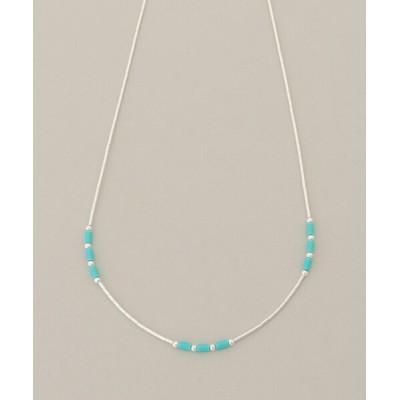 FREAK'S STORE / Harpo/アルポ Liquid silver Heishi necklace/シルバーヒシネックレス WOMEN アクセサリー > ネックレス