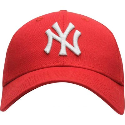 ニューエラ New Era レディース キャップ 帽子 9Forty Cap Red