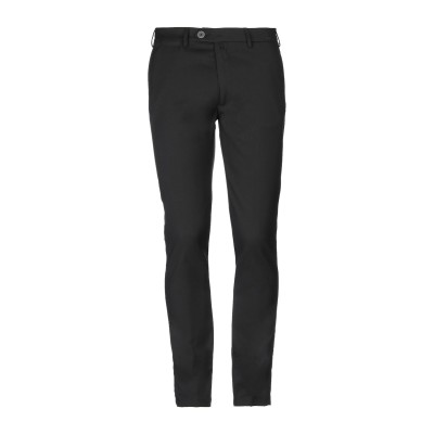 LIU •JO MAN パンツ ブラック 54 ポリエステル 63% / レーヨン 34% / ポリウレタン 3% パンツ