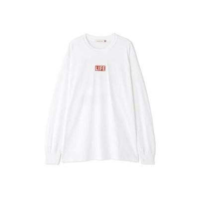 ROSE BUD / ローズ バッド LIFEフォトプリントロンT