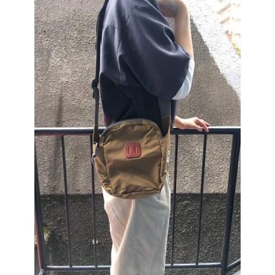 マウントレイニアデザイン ショルダーバッグ ORIGINAL SHOULDER BAG ブラック