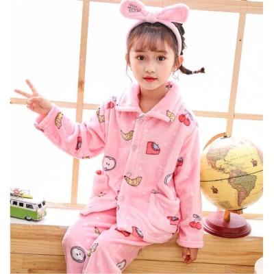 冬新作 キッズ もこもこ ボーイズ ガールズ 着ぐるみ パジャマ 冬用 超かわいい 暖かい ふわもこ  ルームウェア 子供服  衣装