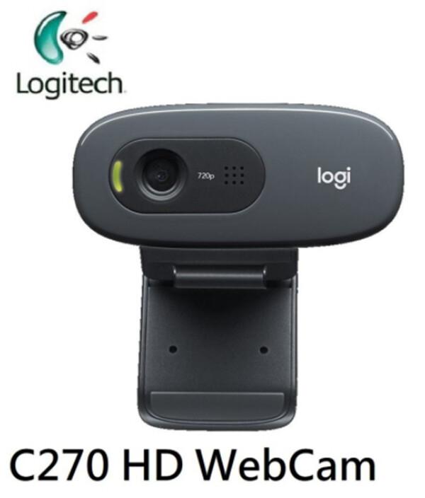 logitech /羅技 c270 hd 有線網路攝影機 全球保固 陸版