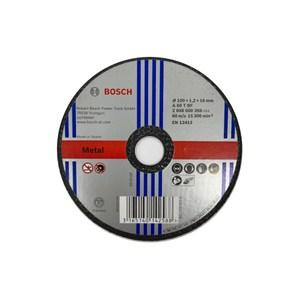 BOSCH 4吋 切斷砂輪片 100X1.2X16mm