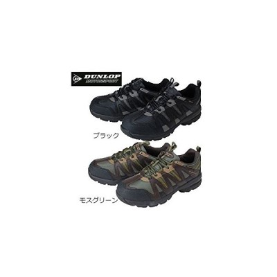 ダンロップ メンズ スニーカー ローカット DUNLOP DU666WP ウォーキングシューズ トレッキング 防水設計 スニーカー 靴