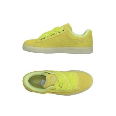 プーマ Puma  レディース スニーカー シューズ 靴 ビタミングリーン