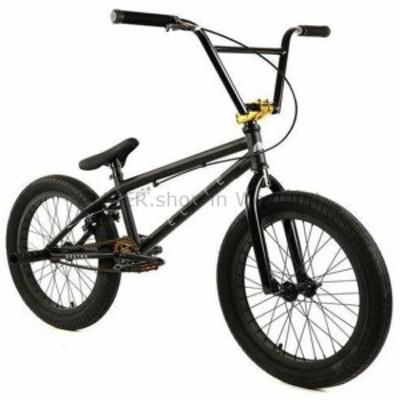 "BMX エリート20 ""BMXデストロ自転車フリースタイルバイク3ピースクランクブラックマットNEW 2019  Elite 20"