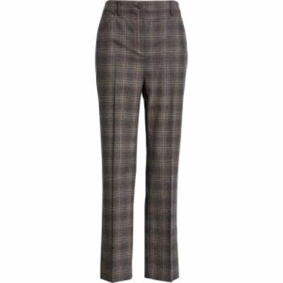 セオリー THEORY レディース ジーンズ・デニム ボトムス・パンツ Auburn Straight Leg Jeans Brown Multi/Du
