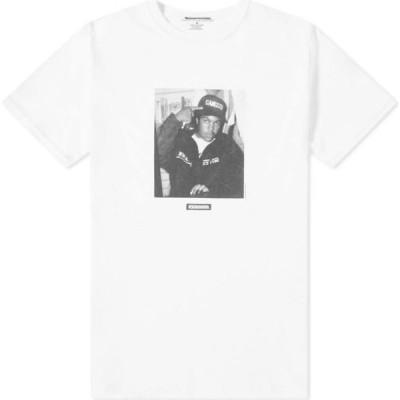 ネイバーフッド Neighborhood メンズ Tシャツ トップス x Image Club Limited N.W.A 1 Tee White