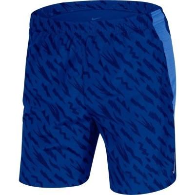 ナイキ カジュアルパンツ ボトムス メンズ Nike Men's Challanger Dri-FIT Running Shorts PacificBlue