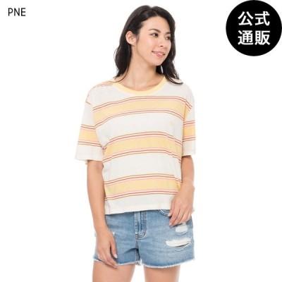 OUTLET 2020 ビラボン レディース リンガーTシャツ 2020年春夏モデル 全1色 M BILLABONG