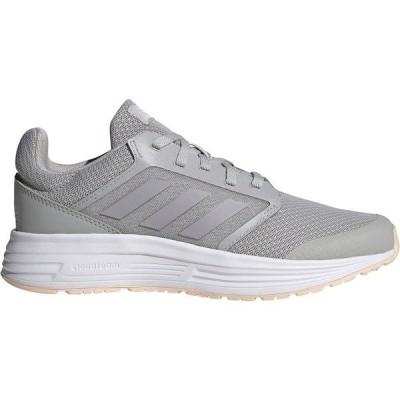 アディダス スニーカー シューズ レディース adidas Women's Galaxy 5 Running Shoes Light Gray