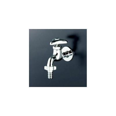 KVK K4Z-20 カップリング付横水栓 送料無料