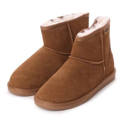 ミネトンカ Minnetonka mi-vista-ankle-boot-85501 (TAN)